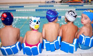 αρχάρια κολύμβησης